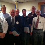 Five New Rotarians