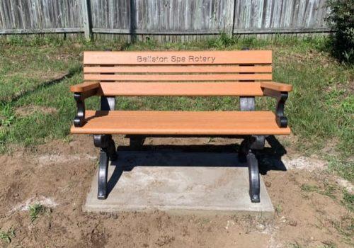rotary bench